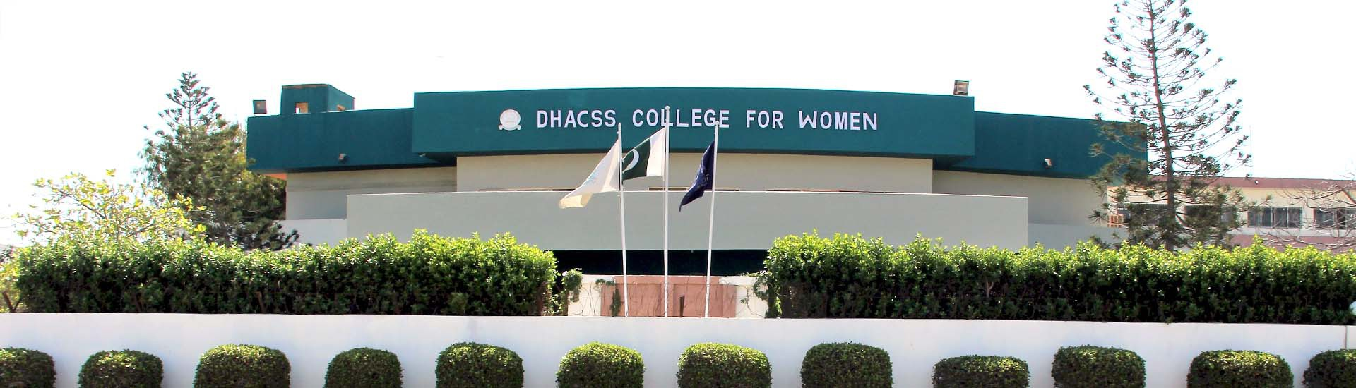 DHACSS College For Women